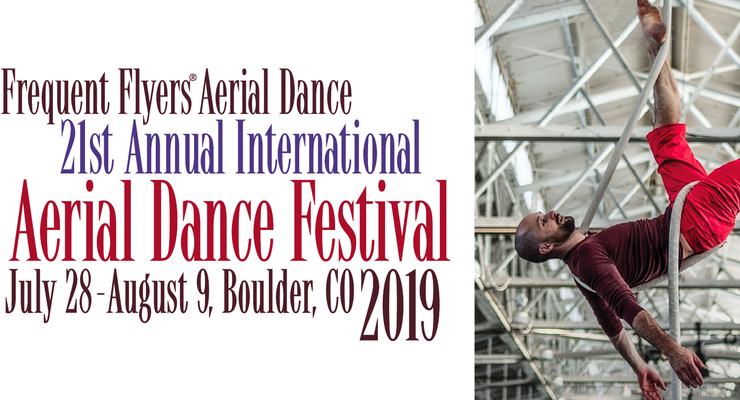 Frequent Flyers 21st annual international Aerial Dance Festival - Circus Events - CircusTalk