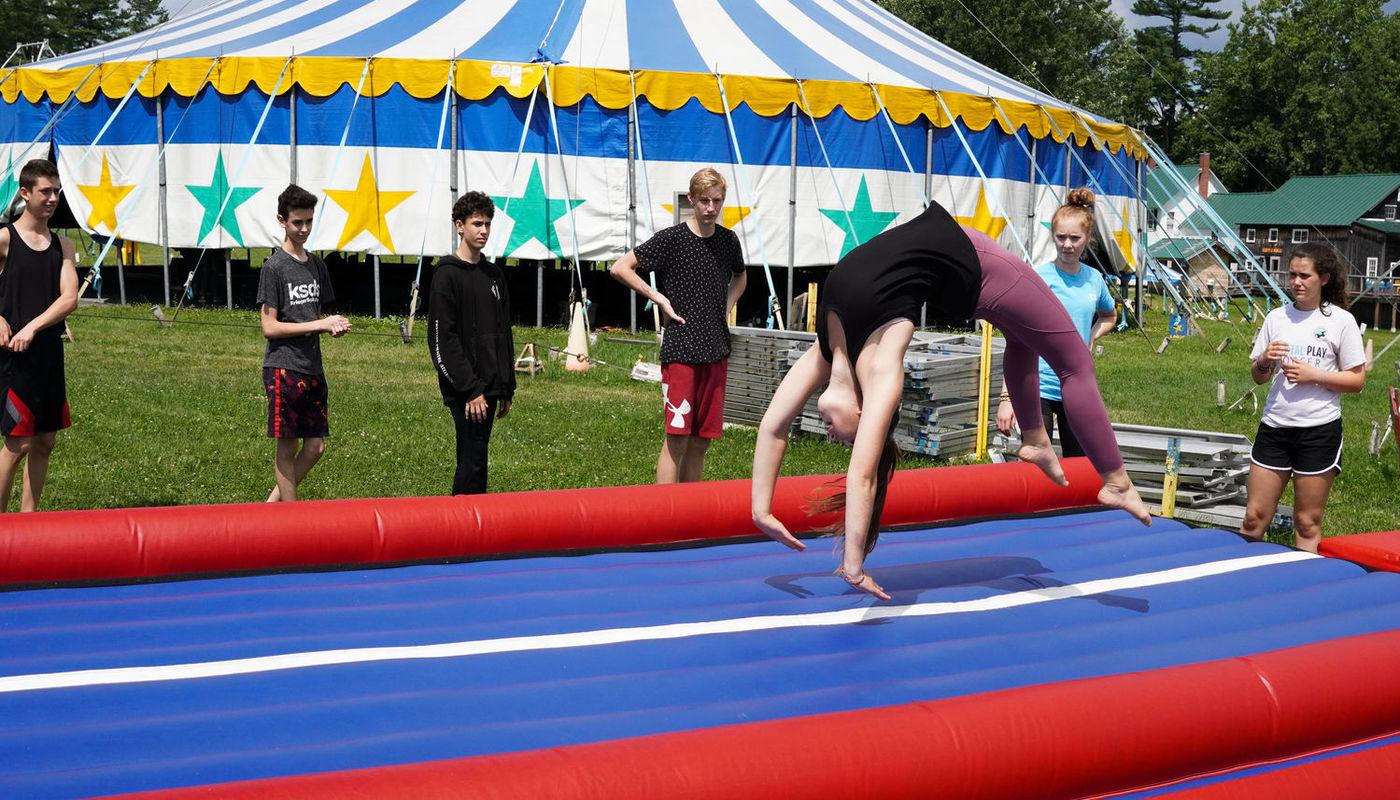 All Levels Circus Smirkus Camp  - Circus Events - CircusTalk