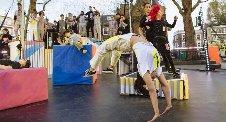 Circus for Social Change - Circus Events - CircusTalk