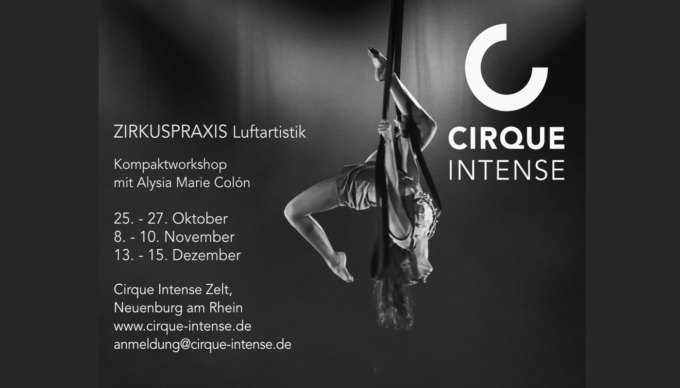 ZIRKUSPRAXIS Luftartistik - Circus Events - CircusTalk