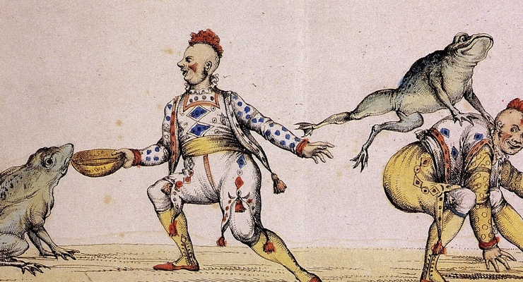 Funny Islington guided walk - Circus Events - CircusTalk
