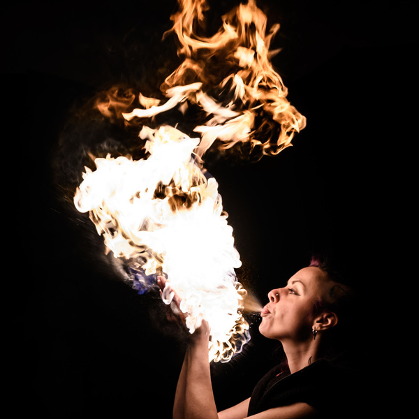 Free 2 hour Intro to Fire Arts Course - Circus Events - CircusTalk
