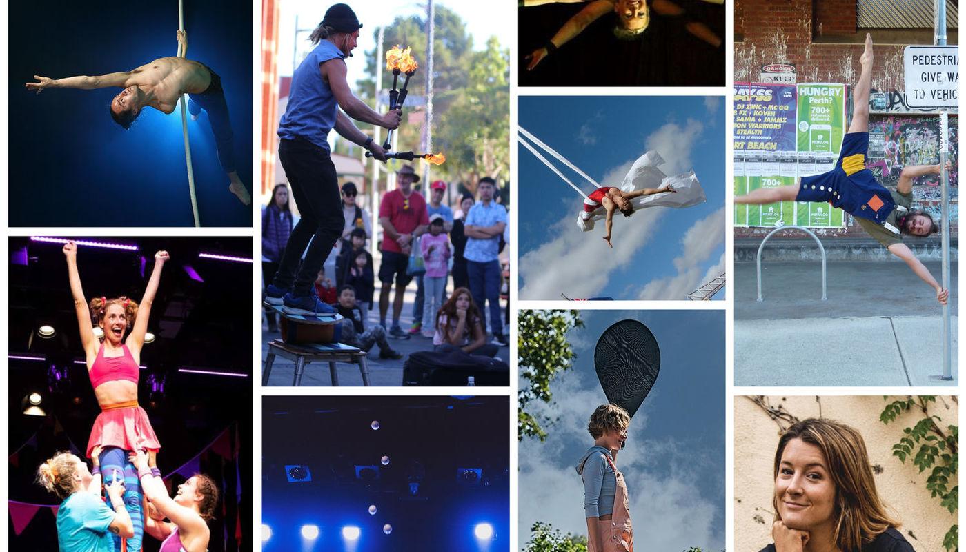 Virtually Circus Term 2  - Circus Events - CircusTalk