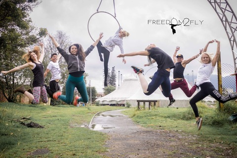 International Aerial course in Colombia - Circus Events - CircusTalk