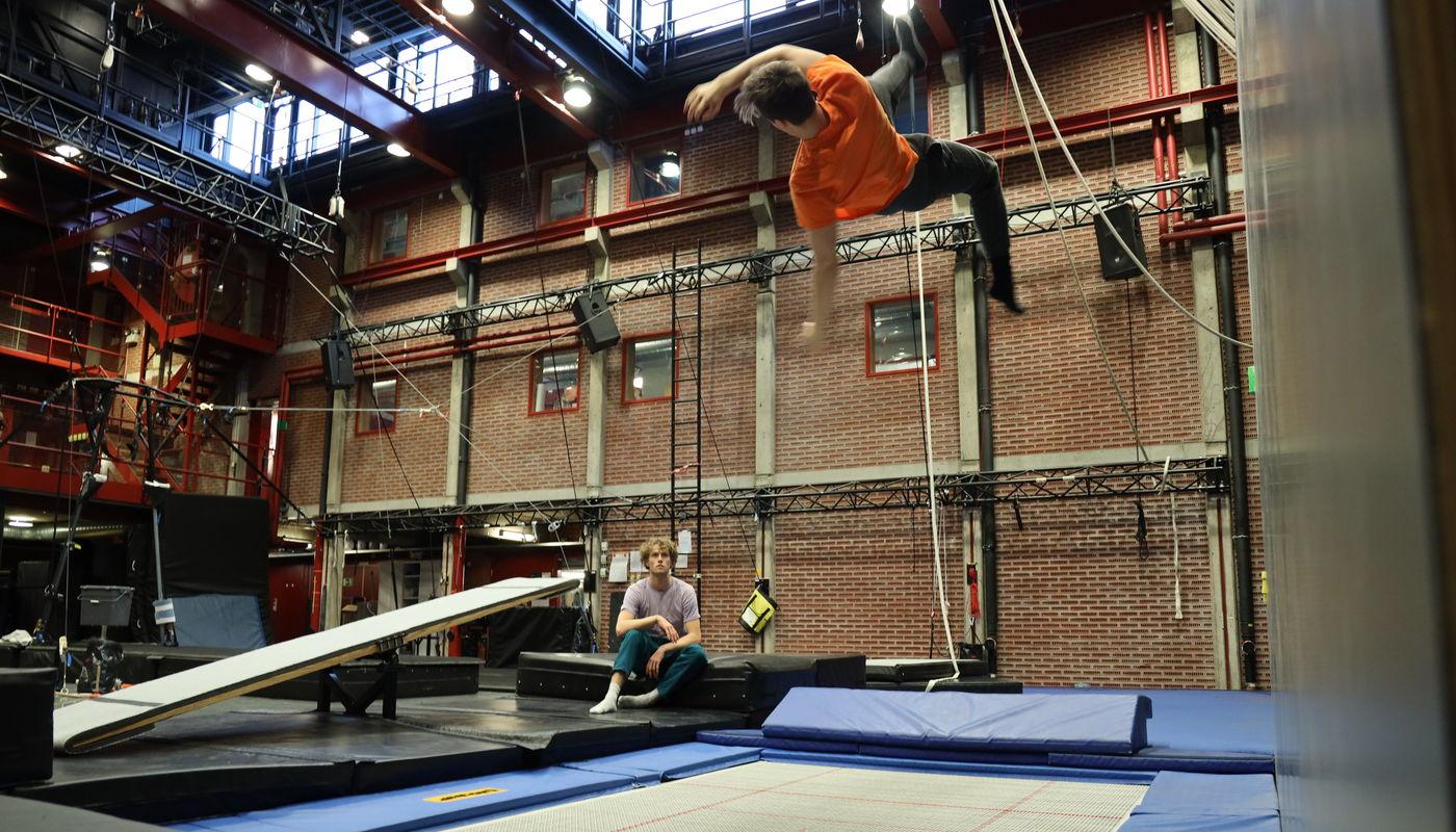 Trampoline Summer Course  - Circus Events - CircusTalk