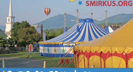 CIRCUS SMIRKUS ALL LEVELS CIRCUS CAMP - Circus Events - CircusTalk