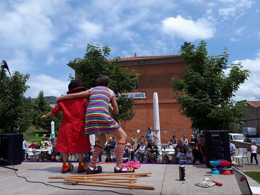 Circ a la Ruta  - Circus Events - CircusTalk