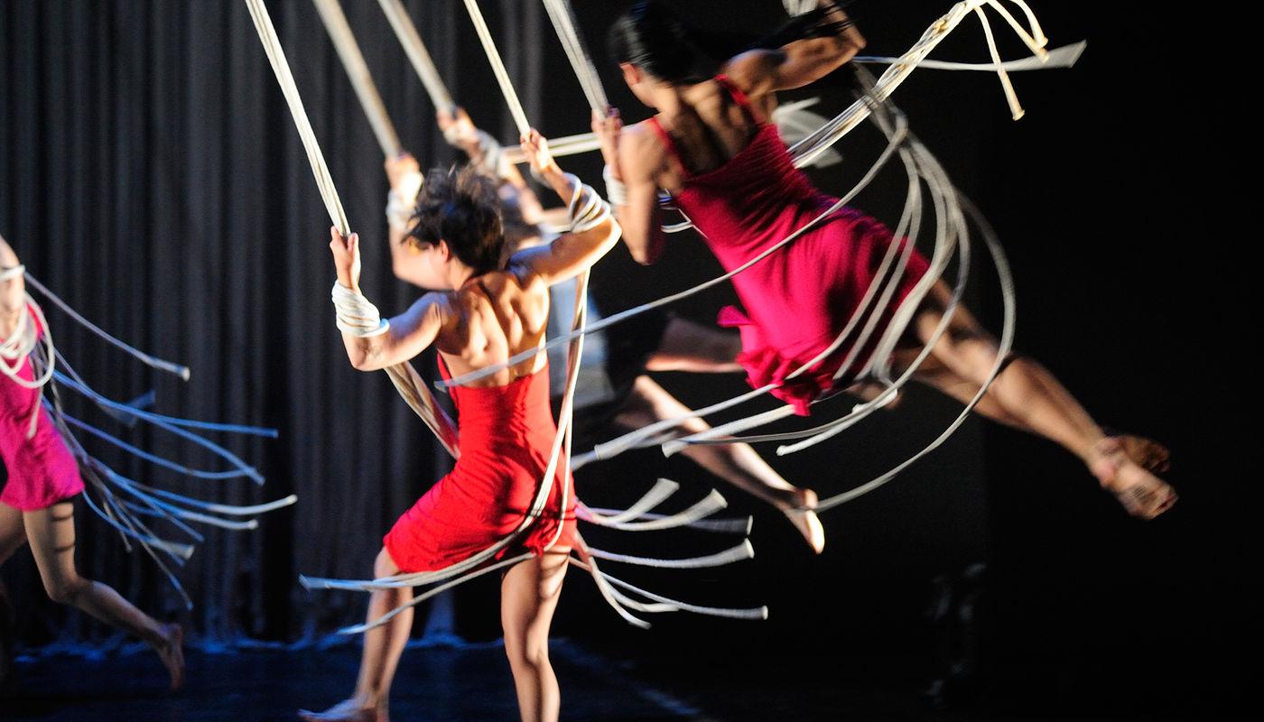Creation Hubs, the lowdown - Circus Events - CircusTalk
