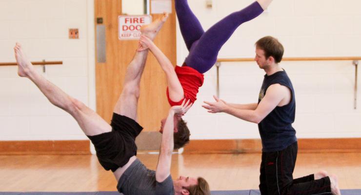 Aura CuriAtlas Summer Training Intensive - Circus Events - CircusTalk