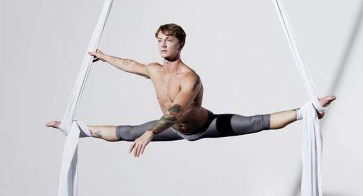 Aerial Silks Workshop Intermediate to advanced - Circus Events - CircusTalk