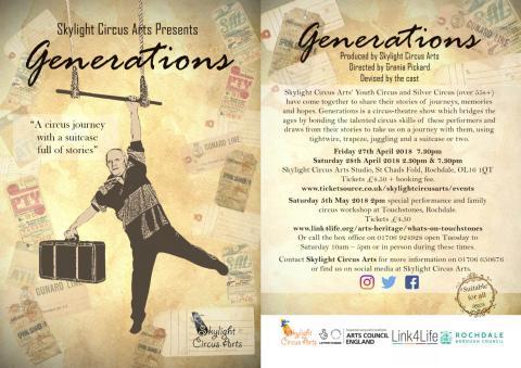 Generations - Circus Events - CircusTalk