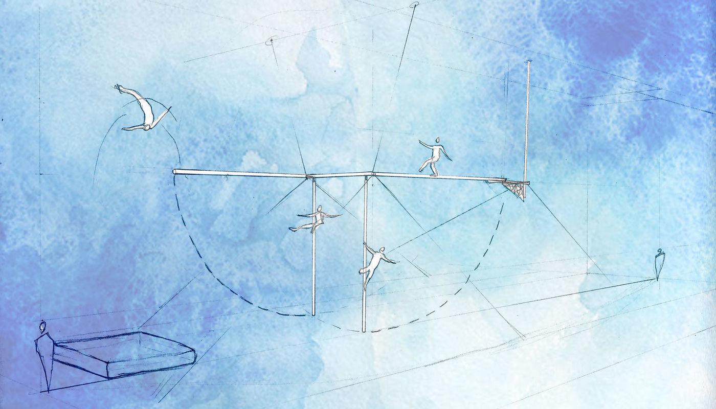 Creating an Acrobatic Design 01 - Blue Sky Talk w/Chad Leslie - Circus Events - CircusTalk