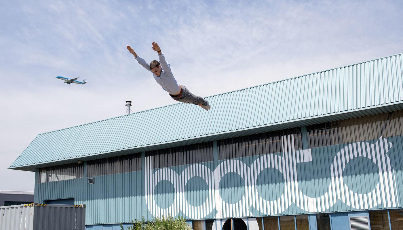 Corpus Acrobatics lab Amsterdam - Circus Events - CircusTalk