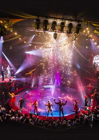 Christmas Circus250 and Water Spectacular - Circus Events - CircusTalk