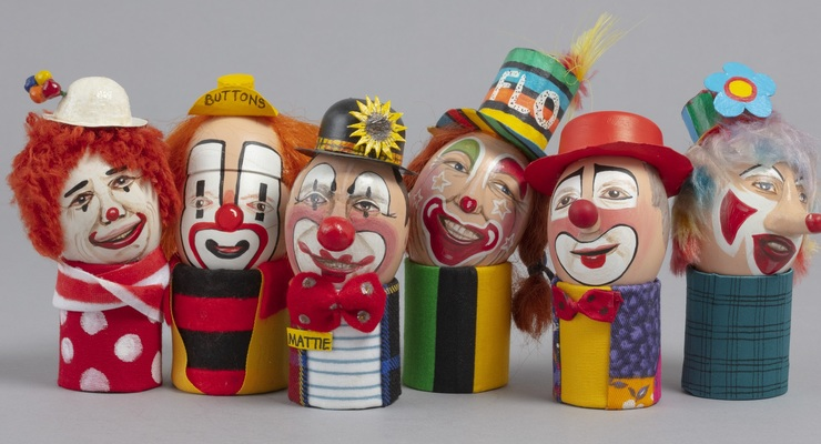 Clowns: The Eggs-hibition - Circus Events - CircusTalk