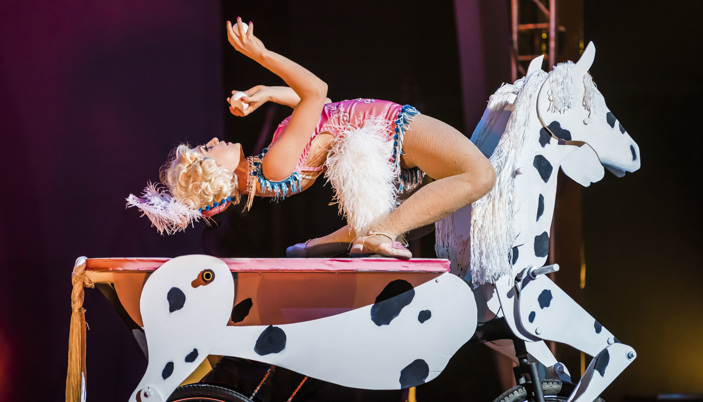 42FT – A MENAGERIE OF MECHANICAL MARVELS - Circus Events - CircusTalk