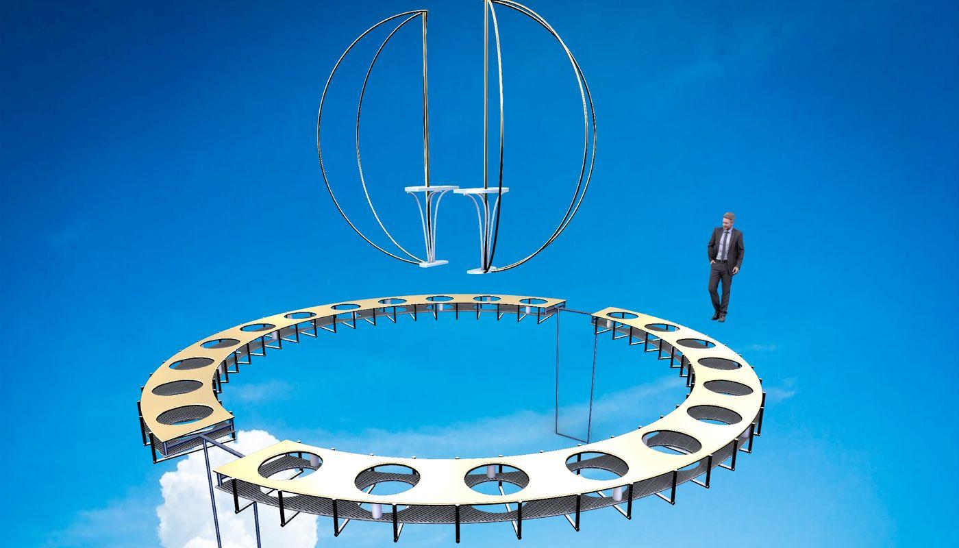 Creating an Acrobatic Design 03 - Open Panel on Final Concept - Circus Events - CircusTalk
