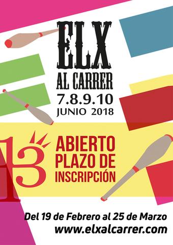 Abierta la inscripción para la 13º edición de Elx al Carrer - Circus Events - CircusTalk