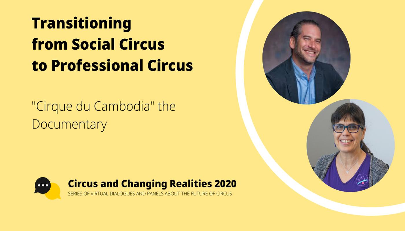 Transitioning From Social Circus to Professional Circus - Circus Events - CircusTalk