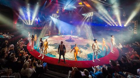 Summer Circus250 and Water Spectacular - Circus Events - CircusTalk