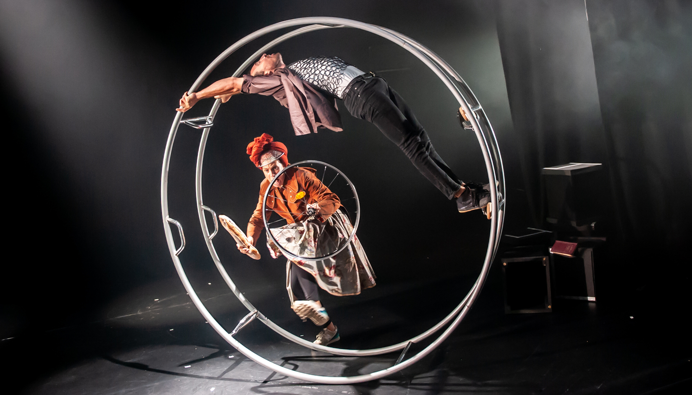 QUIMERA - Circus Events - CircusTalk
