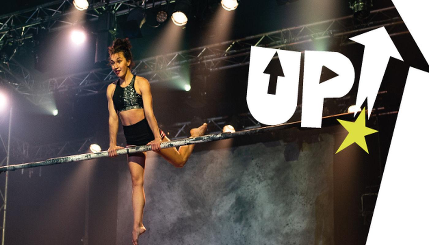 De sueur & d'encre - Barcode Circus Company | Festival UP! 2020 - Circus Events - CircusTalk