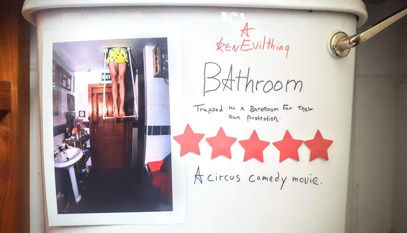 Bathroom - Circus Events - CircusTalk