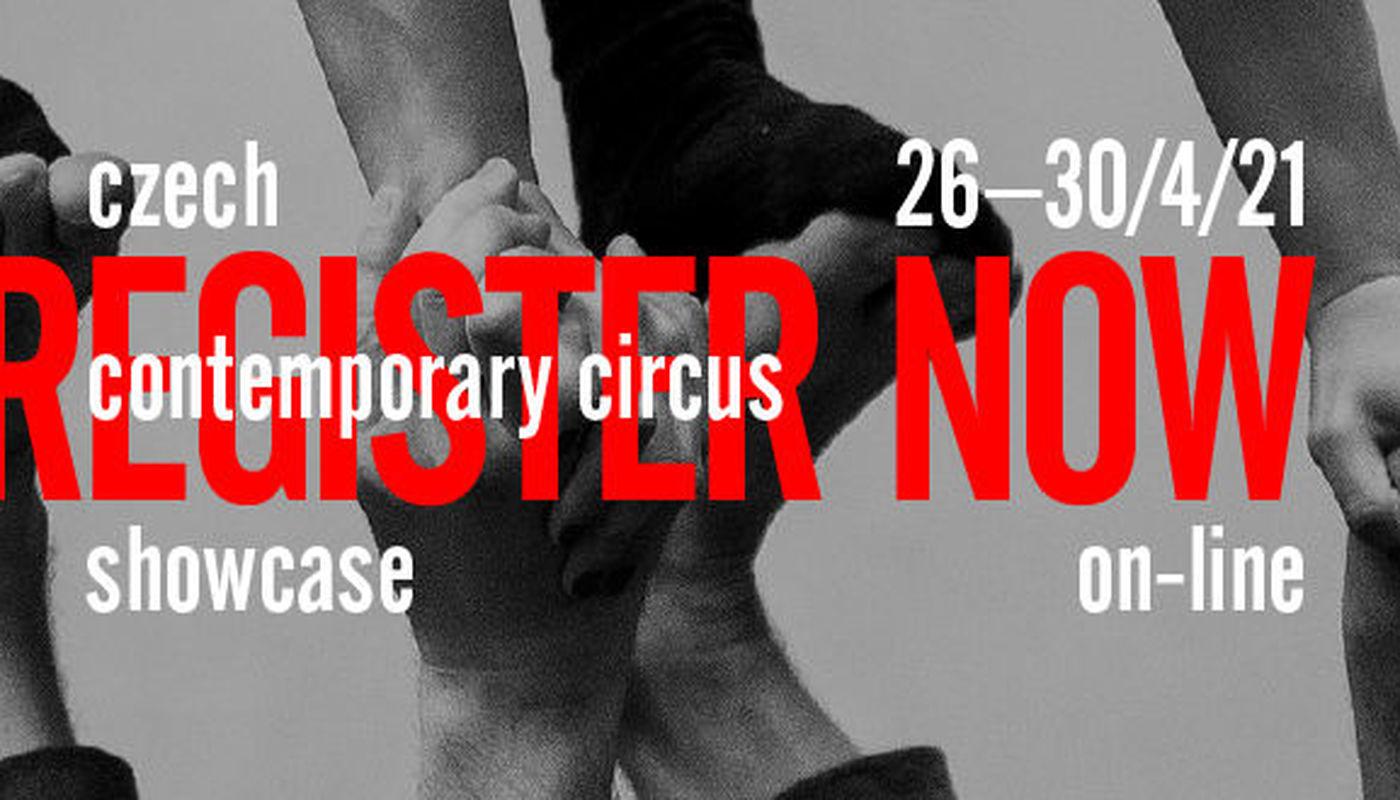 Czech Contemporary Circus Showcase - Circus Events - CircusTalk