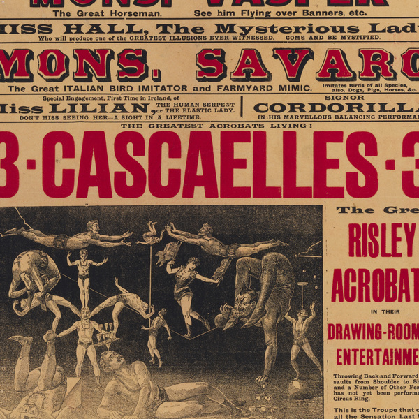 Another Little Trouble Over - Circus Events - CircusTalk