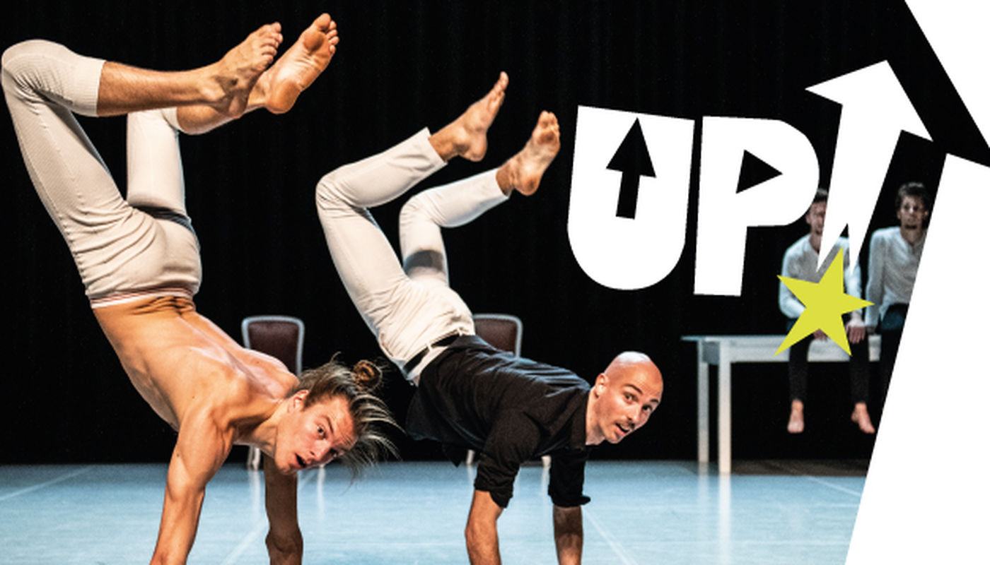 Red Haired Men - Alexander Vantournhout | Festival UP! 2020 - Circus Events - CircusTalk
