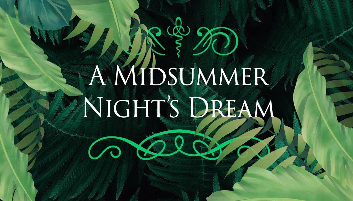Circus Center Presents...A Midsummer Night's Dream - Act 2 - Circus Events - CircusTalk