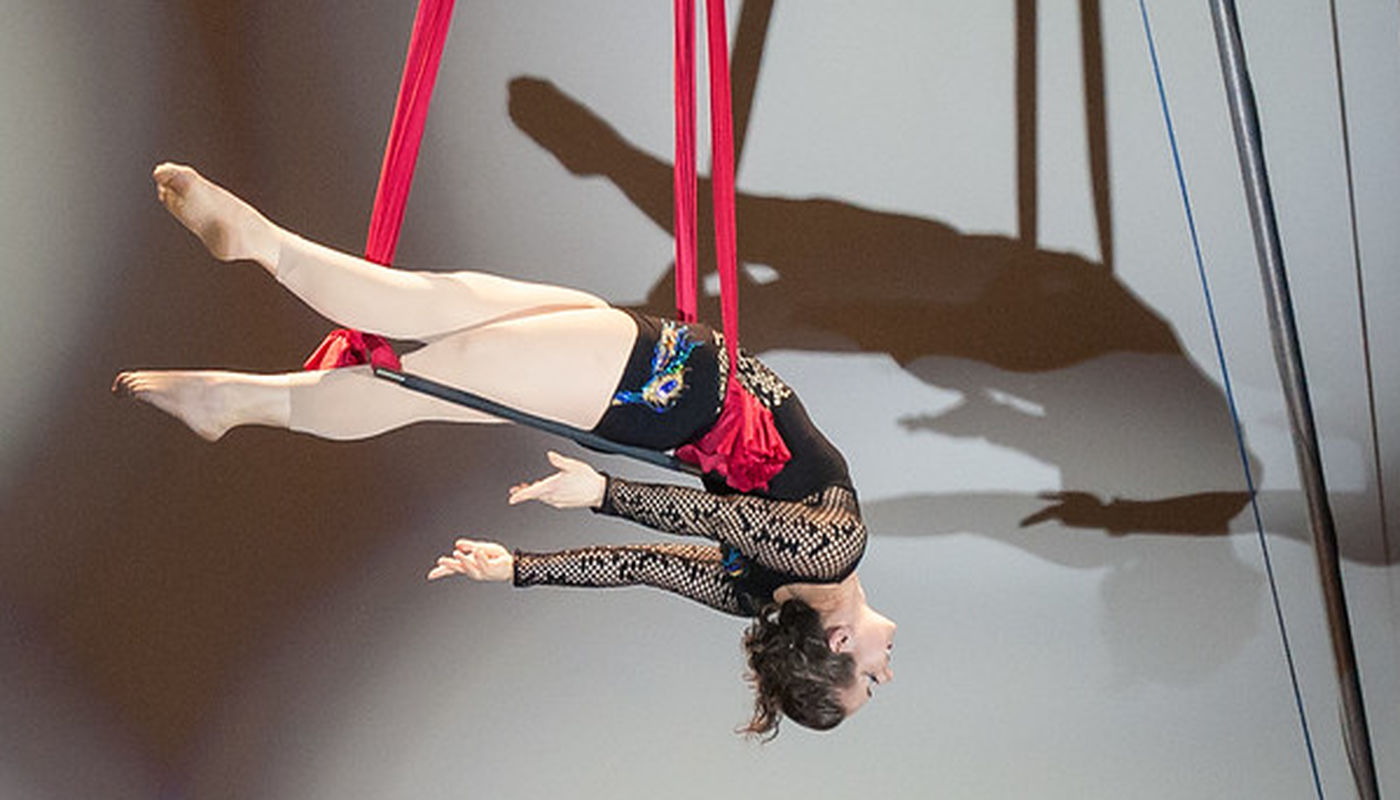 Weekend Immersion Workshops - Circus Events - CircusTalk