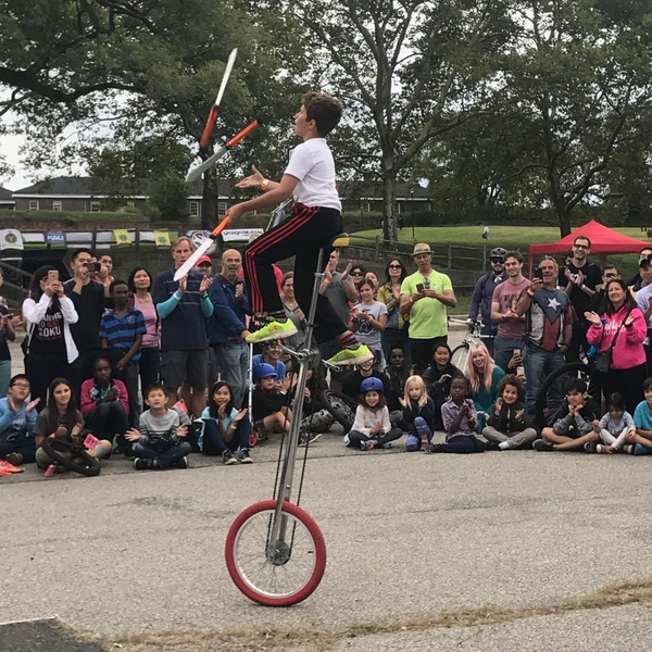 New York City Unicycle Festival - Circus Events - CircusTalk