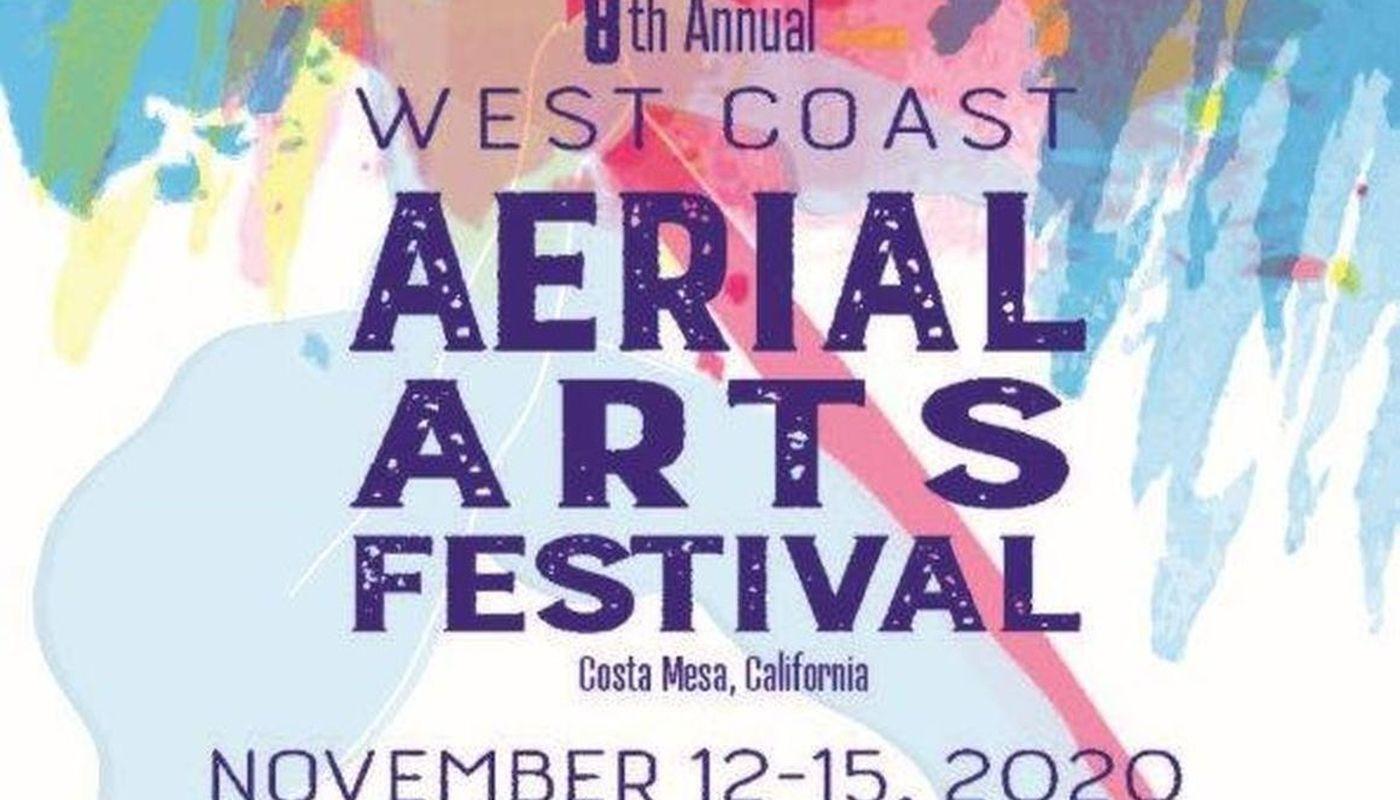 8th West Coast Aerial Arts Festival - Circus Events - CircusTalk