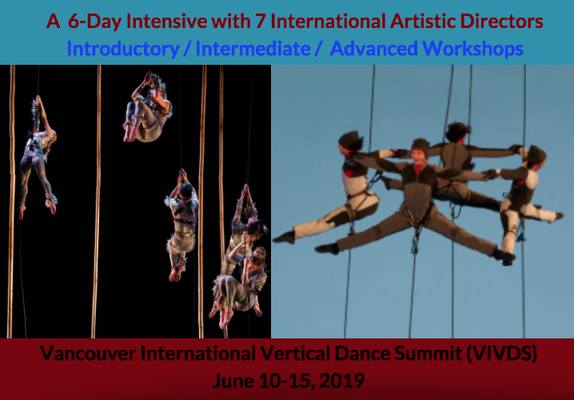 Vancouver International Vertical Dance Summit - Circus Events - CircusTalk