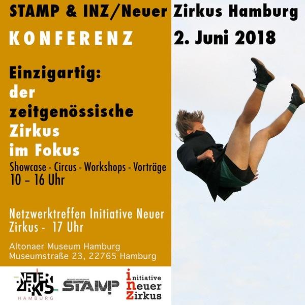 STAMP & INZ/Neuer Zirkus Hamburg Konferenz - Circus Events - CircusTalk