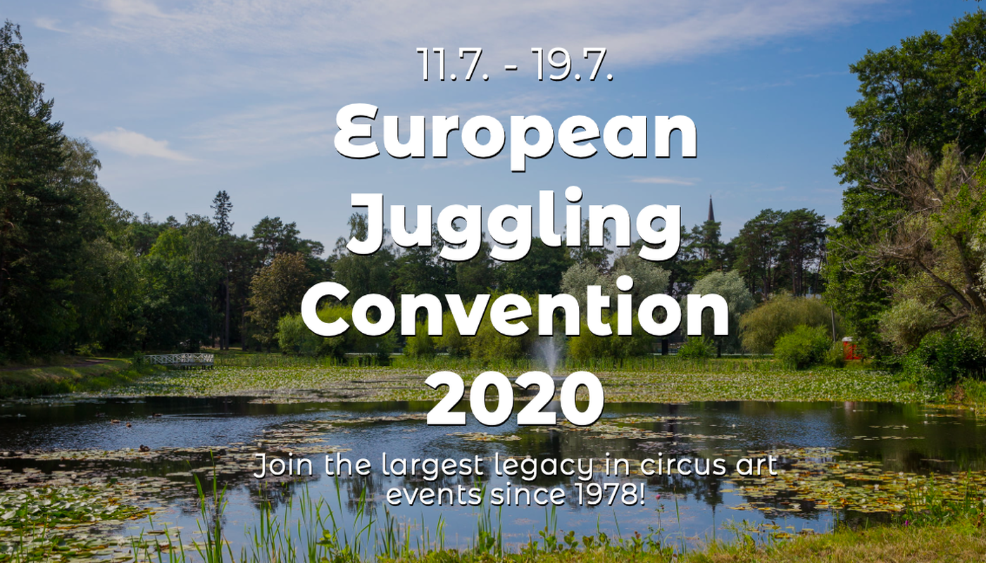 European Juggling Convention 2020 - Circus Events - CircusTalk