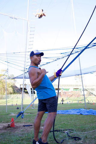 Introduction to Flying Trapeze Coaching (Part 1) - Circus Events - CircusTalk