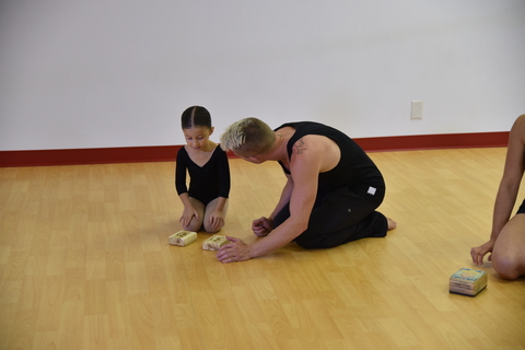 Hand Balancing Foundations and Module 1 - Circus Events - CircusTalk