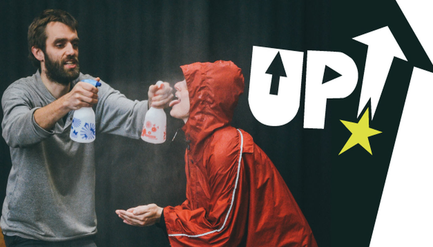 Mousse - Compagnie Scratch | Festival UP! 2020 - Circus Events - CircusTalk