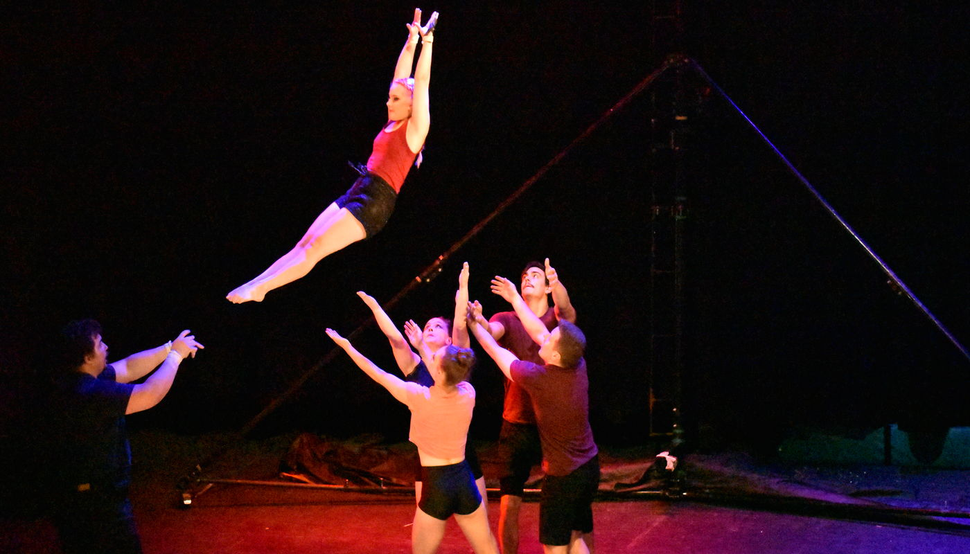 Fly High,5th  Norwich Circus Convention - Circus Events - CircusTalk