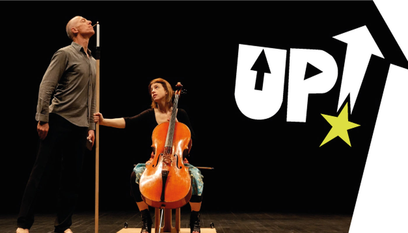 Sarabande - Compagnie Frotter Frapper | Festival UP! 2020 - Circus Events - CircusTalk
