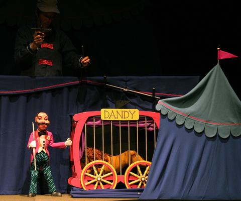 The DaSilva Marionette Circus Troupe - Circus Events - CircusTalk
