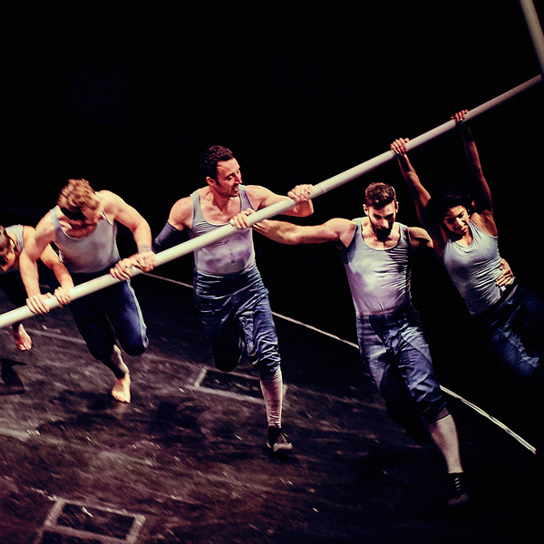 Tipping Point&Switch – Ockham's Razor, prod by Turtle Key Arts - Circus Events - CircusTalk