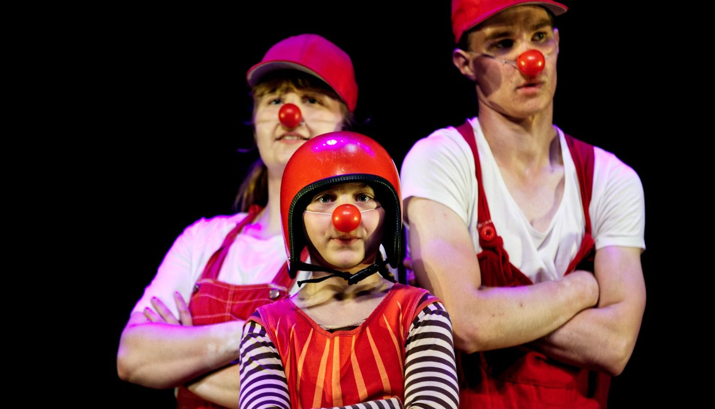 YlösAlas Youth Circus Festival 2023 - Circus Events - CircusTalk
