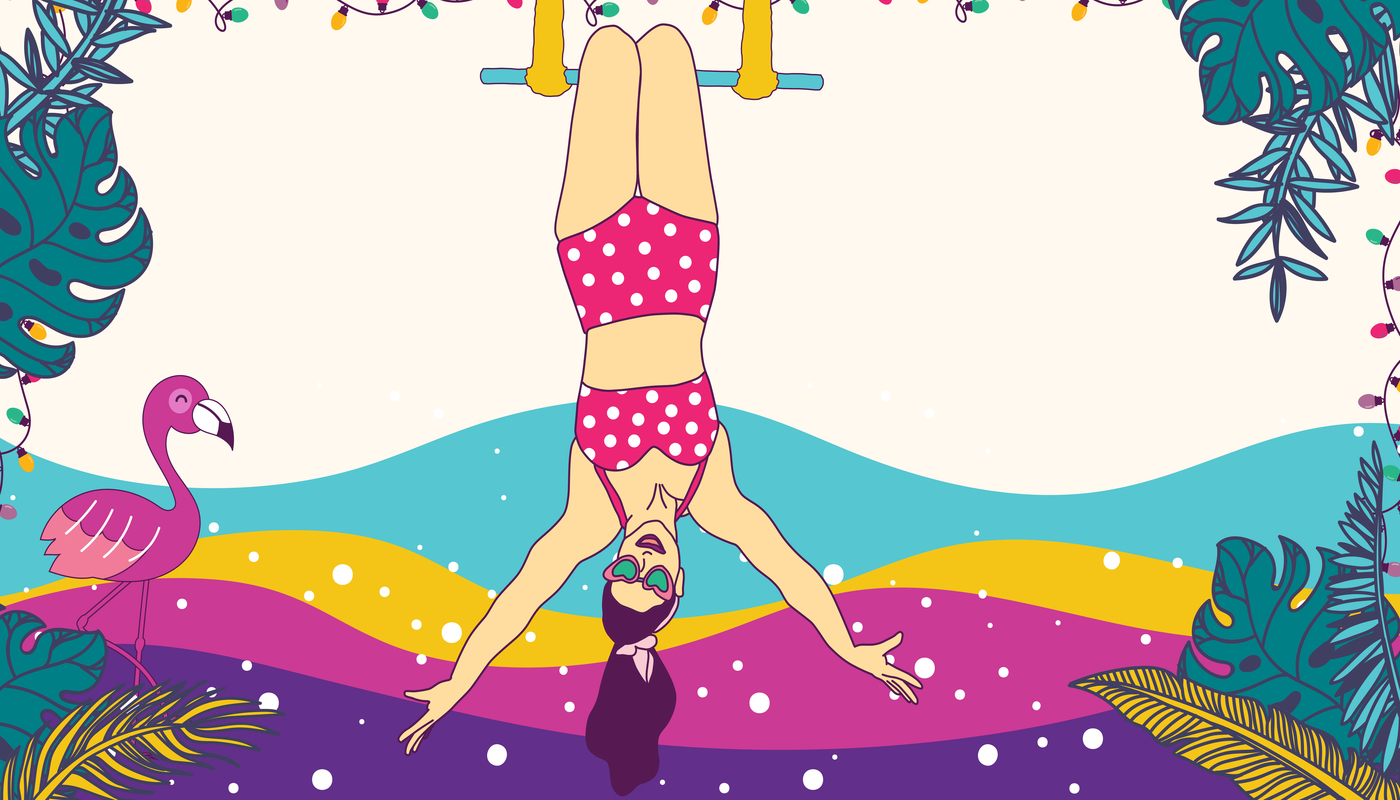 Flying Nut: 'Tis the SEAson - Circus Events - CircusTalk