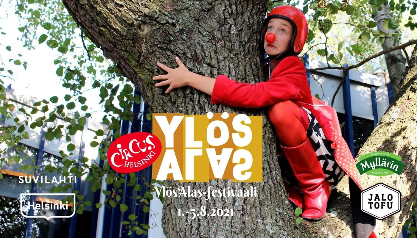 YlösAlas - international youth circus festival 2021 - Circus Events - CircusTalk