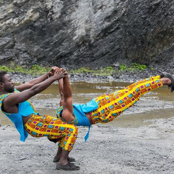 Acrobatics workshop - Circus Zambia - Circus Events - CircusTalk