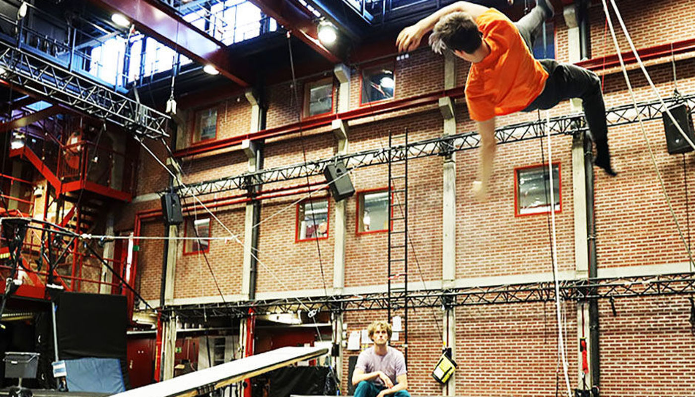 CIRCUS COURSES IN STOCKHOLM SUMMER 2021