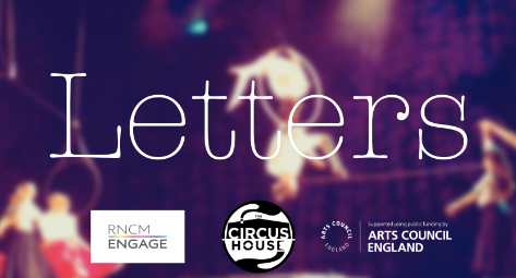 Letters - Circus Events - CircusTalk